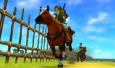 Zelda: Ocarina of Time 3D – Werbeclips mit Robin Williams