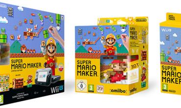 """Sondereditionen zum """"Super Mario Maker"""" im September"""