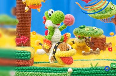 Yoshi Woolly World: Trailer zur 3DS-Version