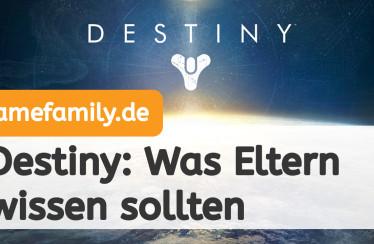 Destiny: Was Eltern wissen sollten (Gamefamily-Video)