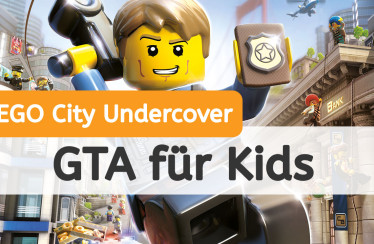 LEGO City Undercover im Test (Gamefamily-Video)