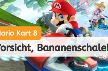Mario Kart 8 im Test (Gamefamily-Video)