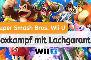 Super Smash Bros. für Wii U im Test (Gamefamily-Video)