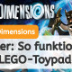 LEGO Dimensions: So funktioniert das Toypad (Trailer)