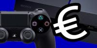 Sony senkt den Verkaufspreis der Playstation 4