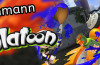 """Familie Weinmann testet """"Splatoon"""" (3)"""