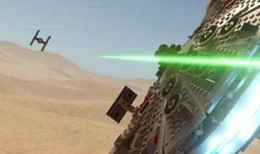 LEGO Star Wars 7: Gameplay-Trailer (HD)