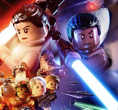LEGO Star Wars 7