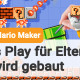 So funktioniert der Super Mario Maker (Gamefamily-Video)
