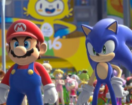Mario & Sonic in Rio 2016 auf Wii U: Eröffnungsvideo