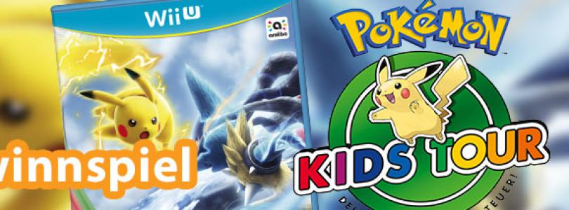 """Zum Start der Kids Tour: Gewinnen Sie """"Pokémon Tekken"""" für Wii U"""