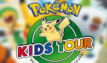 Pokémon Kids Tour startet am 28. Mai in Deutschland