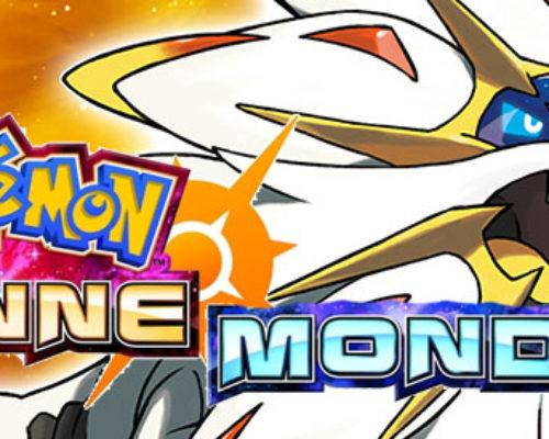 Werbetrailer: Pokémon Sonne & Pokémon Mond – Solgaleo und Lunala