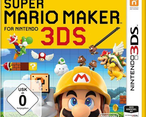 Super Mario Maker für 3DS: Einführungsvideo