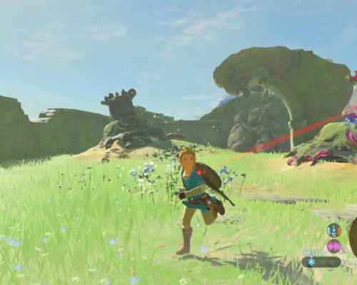 Präsentations-Trailer vom neuen Zelda-Spiel für Switch