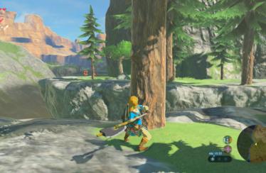 Zelda live angespielt: Der Nintendo-Entwickler erzählt